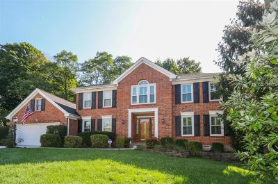 Deerfield Twp. Single Family Home For Sale: 9930 Tall Oaks Court