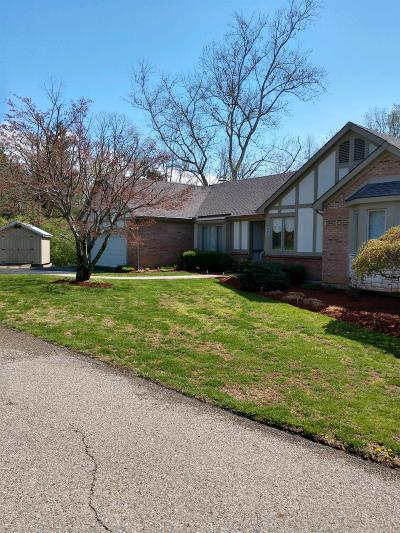 Clermont County Single Family Home For Sale: 634 Loveland Miamiville Road