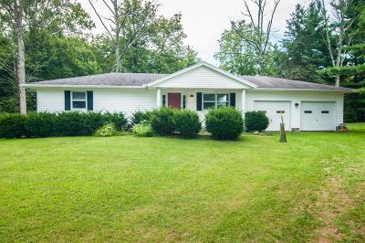 Preble County Single Family Home For Sale: 6770 Four Mile State Line