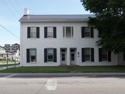 Highland County Multi Family Home For Sale: 200 E Main Street