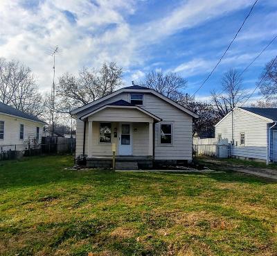 Middletown Single Family Home For Sale: 1820 Fernwood Street