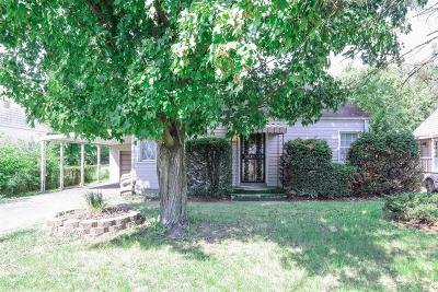 Middletown Single Family Home For Sale: 3106 Mohawk Street