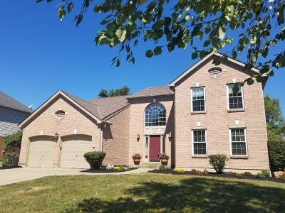 Warren County Single Family Home For Sale: 7662 Albright Court