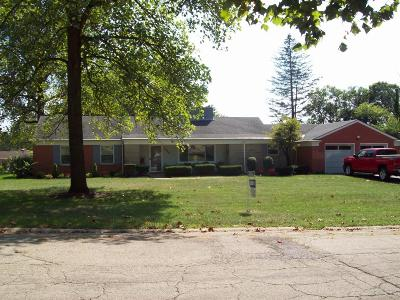 Middletown Single Family Home For Sale: 3010 Flemming Road