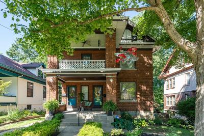 Cincinnati Multi Family Home For Sale: 1343 Duncan Avenue
