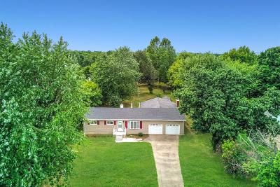 Liberty Twp Single Family Home For Sale: 5671 Horse Shoe Bend Road
