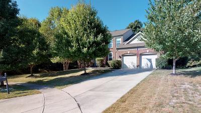 Crosby Twp, Harrison Twp, Miami Twp, Whitewater Twp, Morgan Twp, Ross Twp Single Family Home For Sale: 4160 Foxpoint Ridge