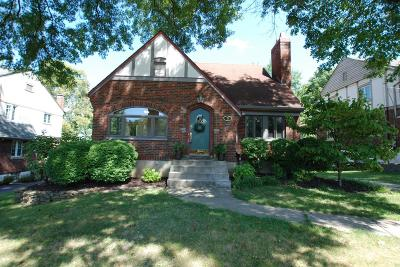 Cincinnati Single Family Home For Sale: 728 Mannington Avenue