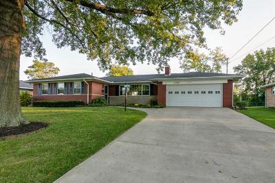 Hamilton County Single Family Home For Sale: 6561 Donjoy Drive
