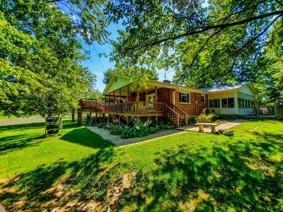 Highland County Single Family Home For Sale: 2205 St Rt 134