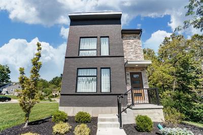 Cincinnati Single Family Home For Sale: 4100 Duck Creek Road