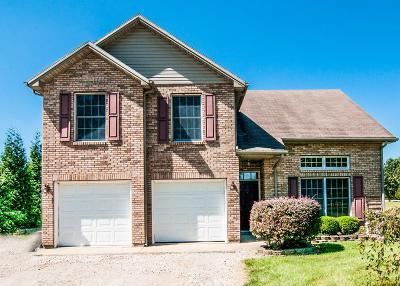 Preble County Single Family Home For Sale: 571 Skodborg Drive