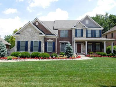 Deerfield Twp. Single Family Home For Sale: 3960 The Ridings