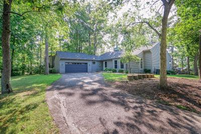 Deerfield Twp. Single Family Home For Sale: 3119 Socialville Foster Road