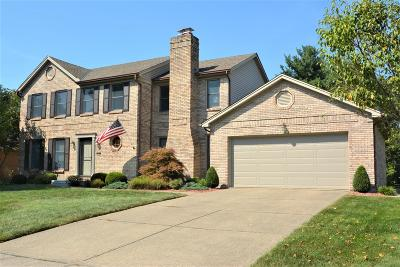 Hamilton County Single Family Home For Sale: 8072 Pineterrace Drive