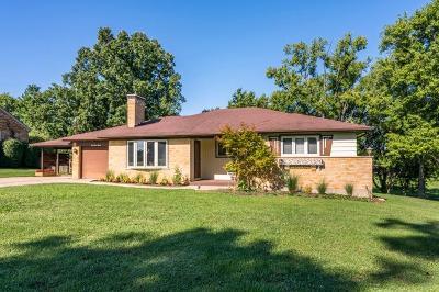 Hamilton County Single Family Home For Sale: 4515 Schinkal Road