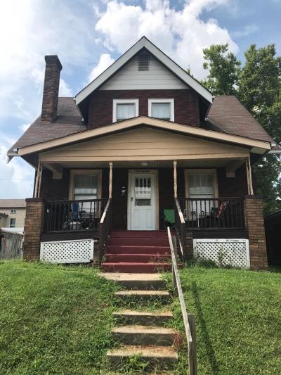 Norwood Single Family Home For Sale: 4601 Allison Street