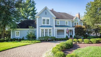 Hamilton County Single Family Home For Sale: 203 Oxford Avenue