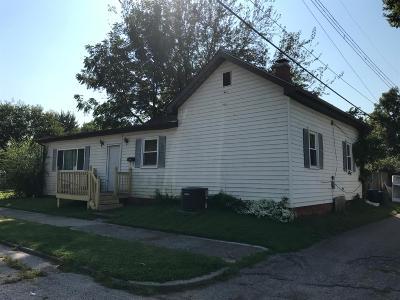 Middletown Single Family Home For Sale: 2104 Van Avenue
