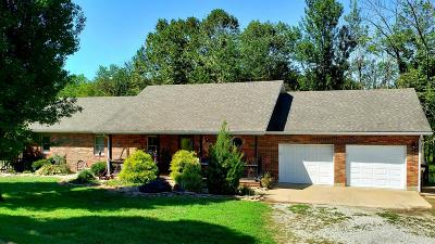 Highland County Single Family Home For Sale: 6628 Fair Ridge Road
