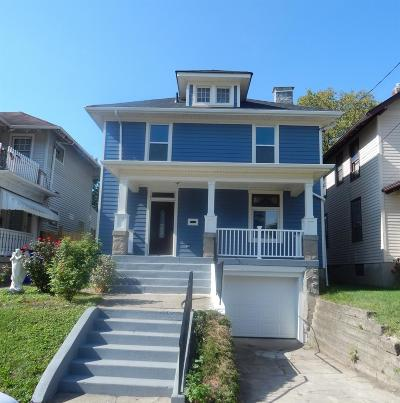 Butler County Single Family Home For Sale: 611 Franklin Street