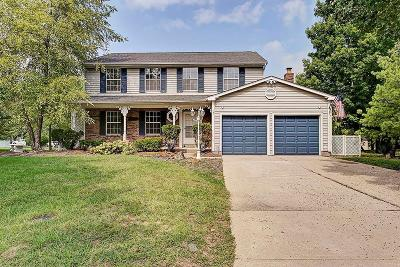 West Chester Single Family Home For Sale: 8803 Rambling Ridge Drive