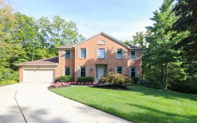 Hamilton County Single Family Home For Sale: 8548 Meadow Bluff Court