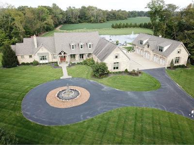 Warren County Single Family Home For Sale: 9440 Butterworth Road
