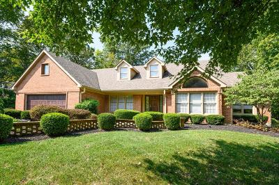 Butler County Single Family Home For Sale: 7911 Indian Bluff Lane