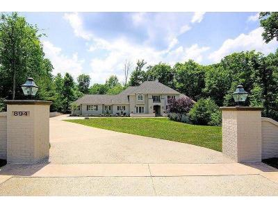 Warren County Single Family Home For Sale: 894 Winding River