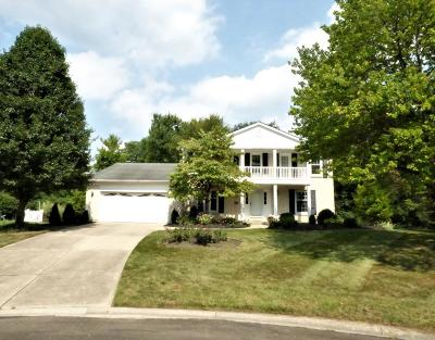 West Chester Single Family Home For Sale: 9966 Thornwood Court