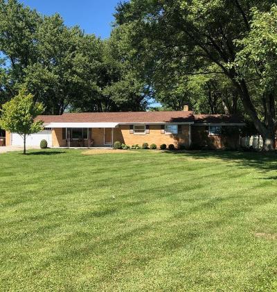 Warren County Single Family Home For Sale: 2420 Hamilton Road