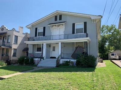 Cincinnati Multi Family Home For Sale: 4001 W Eighth Street