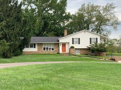 Warren County Single Family Home For Sale: 5623 Greentree Road