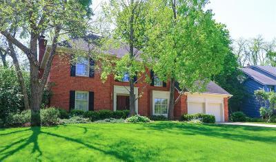 Hamilton County Single Family Home For Sale: 8685 Twilight Tear Lane