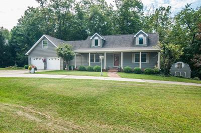 Preble County Single Family Home For Sale: 788 Mariner Drive
