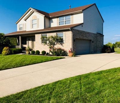 Liberty Twp Single Family Home For Sale: 4957 Windy Ridge Court