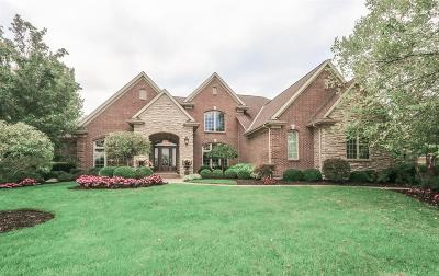 Warren County Single Family Home For Sale: 3901 Breeders Cup