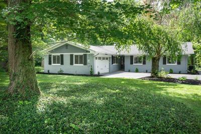 Hamilton County Single Family Home For Sale: 10780 Trailside Lane