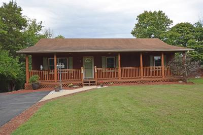 Warren County Single Family Home For Sale: 7678 St Rt 350