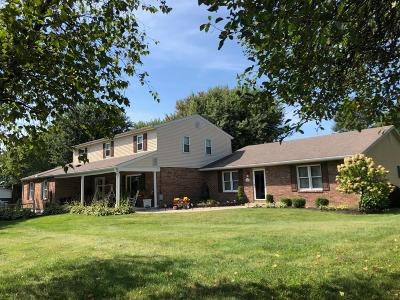 Clinton County Single Family Home For Sale: 2629 Mitchell Road
