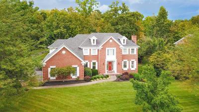 Hamilton County Single Family Home For Sale: 665 Balbriggan Court