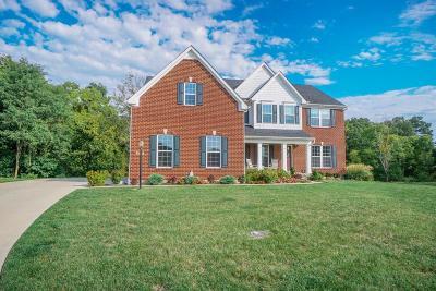 Hamilton County Single Family Home For Sale: 6998 Chapel Lane