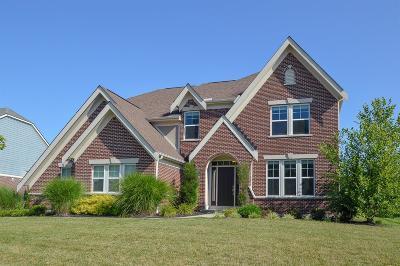 Warren County Single Family Home For Sale: 1646 Bluffton Terrace Drive