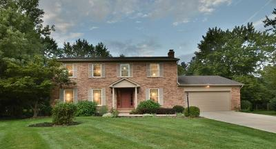 Hamilton County Single Family Home For Sale: 10814 Stockbridge Lane