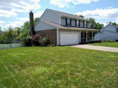 West Chester Single Family Home For Sale: 8265 Barret Road
