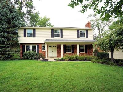 Hamilton County Single Family Home For Sale: 10435 Deerfield Road