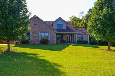 Clermont County Single Family Home For Sale: 4516 Concord Meadow Lane