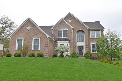 Clermont County Single Family Home For Sale: 1262 Ridgewood Drive