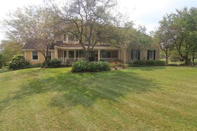 Deerfield Twp. Single Family Home For Sale: 2743 Afton Valley Court